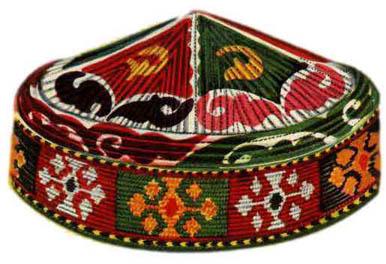 тюбетейка таджикская фото
